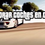 Cómo comprar coches en GTA V