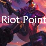 Las mejores formas de pedir RP a Riot