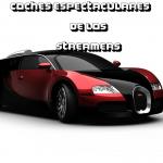 Los coches más espectaculares de los streamers