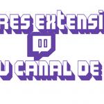 Mejores extensiones para tu canal de Twitch