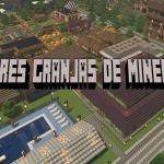 Mejores granjas en Minecraft