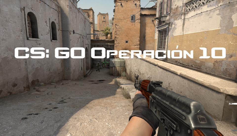 Nueva operación CSGO