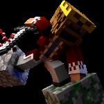 Skins personalizadas en Minecraft